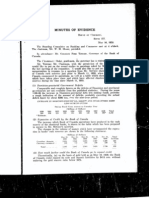 Standing Committee Banking and Commerce - MINUTES- May16-1939