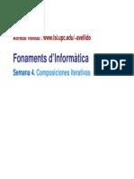 Setmana 4_Estructures Iteratives