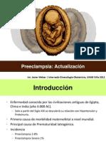 Actualización en Preeclampsia