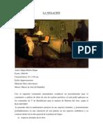 Violacion Degas