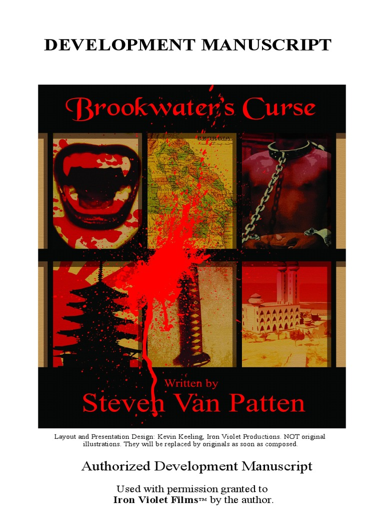 Devmanbrookwater Volume 1 By Steven Van Patten Vampires Sniper 2003 Chevy Venture Vandrivers Power Window Not Working