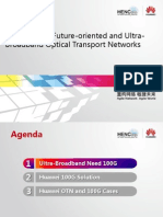 Transmission Session-How to Build Future-Oriented and Ultra-Broadband Optical Transport Networks