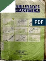 Probabilidad y Estadistica - Mora y Otros