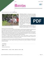 Sustenta El Ejecutivo Desalojo de El Texcal | Diario de Morelos