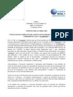 Oi Comunicado ConclusaoGlobenet 20131223 Port
