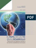 Resumen Estadístico--El Papel de las TIC en el Desarrollo