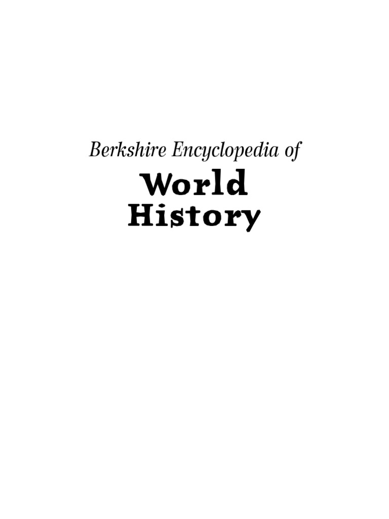 0325ec0903238b Encyclopedia Of World History Vol II - Cold War to Global Imperialism and  Gender.pdf