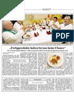 Chuchi Eggenstein Bericht in der BNN