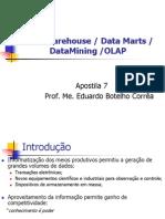 Data-warehouse Datamarts Datamining Olap Apostila-7