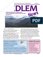 Bangor ED Newsletter Jan Feb 2014 Hi Res Version