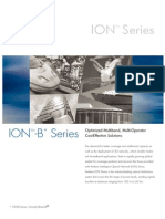 ION B Series Overview (BR 100964.4 en)