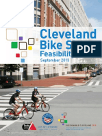 Cleveland Bikeshare - Feasibility Study (FINAL)