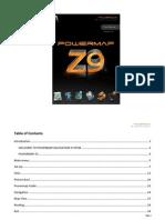 PowermapZ9 UserManual En