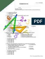 Examen de Cta Original