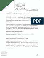 Recurso de Queja ante Resolución que archiva el caso de las Esterilizaciones Forzadas