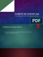 Comité de disciplina1111