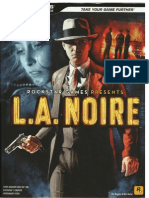 L.a. Noire BradyGames Official Strategy Guide