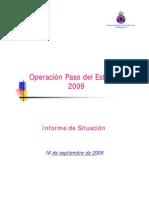 Ultimo Boletin OPE 2009