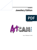 ArtCAM Pro Jewellery Edition User Guide by Delcam