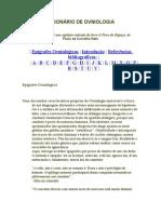 DICIONÁRIO DE OVNIOLOGIA