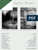 LE COLLECTIF THIERS 2014 //// DOSSIER DE PRESSE