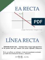 Linea Recta
