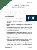 Ejercicios IQ-100 [AE, II Parcial, 3P2012]