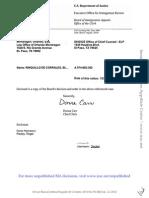 Blanca Josefina Rinquillo de Corrales, A074 662 392 (BIA Jan. 22, 2014)