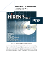 Manual de Hiren BootCD