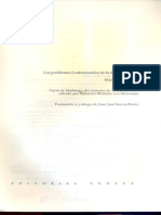 Heidegger Martin - Problemas Fundamentales de La Fenomenologia
