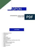 Expo Gpon Fibra Opt