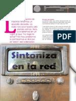 Historia de La Radio en Internet