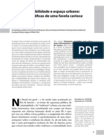 Tiroteios, legibilidade e espaço urbano- Notas etnográficas de uma favela carioca1