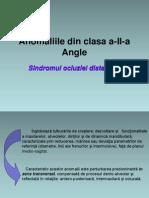 7- Anomaliile Din Clasa a-II-A Angle - II 1