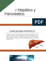 Cáncer Hepático y Pancreático