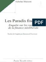 Les Paradis Fiscaux - Chap13 Luxembourg - Shaxson-2012