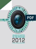 anuario IMCINE 2012