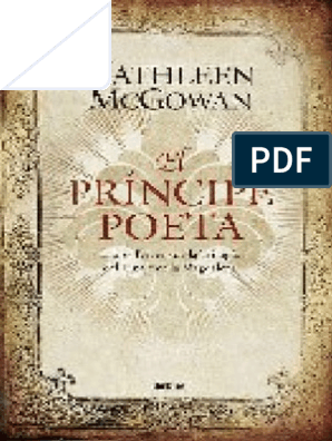 McgowanKathleen pdf Principe El El pdf McgowanKathleen El Principe Poeta Poeta SMGqVUzp