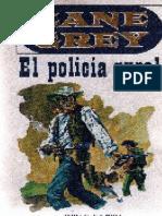 El policia rural - Grey, Zane.pdf