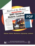BART History and Photos