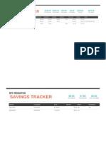 Coupon Savings Tracker1