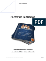 Factor de Seduccion a1