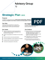 Wyong LAG Strategic Plan