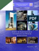 Diseño de Explotaciones e Infraestructuras Mineras Subterráneas (1)