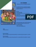 Informacion General Del Xvi Con i Am