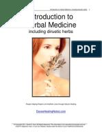 Herbal Medicine Intro
