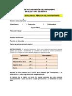 Pautas Para Evaluar El Documento Recepcional