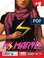 Ms. Marvel Exclusive Preview