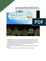 Noticias Green Solutions Bosque de Agua Oct 2013