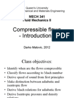 m341 12 Lecture25 Compressible Flow Intro